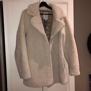 Guess Teddy Coat Jacket